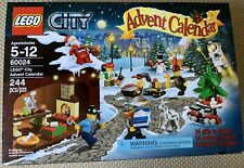 Lego City Advent Calendar 2013 (60024)- Pre-owned, Clean & Complete