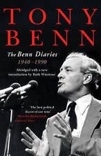 The Benn Diaries: 1940-1990 by Tony Benn (Paperback, 1998)