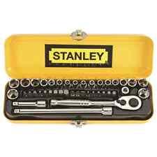 "Stanley 40 Piece 1/4"" Drive Socket Set"