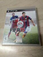 FIFA 15 PlayStation 3
