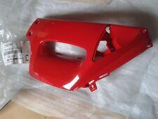 Cache Radiateur Collecteur D'Air Gauche Rouge Peugeot Speedfight Réf: 751673