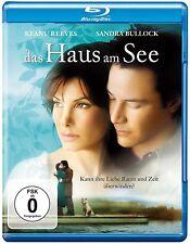 DAS HAUS AM SEE (Keanu Reeves, Sandra Bullock) Blu-ray Disc NEU+OVP