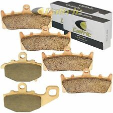 SINTERED FRONT and REAR BRAKE PADS Fits KAWASAKI ZX600J ZZR600 2006 2007 2008