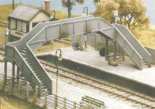 RATIO 517 00 SCALE Concrete Footbridge southern style