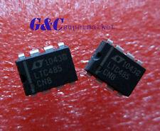 2PCS LTC485CN8 DIP8 LT Low Power RS485 Interface Transceiver NEW GOOD QUALITY D7