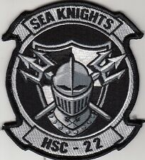 HSC-22 SEA KNIGHTS COMMAND CHEST PATCH