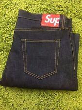 Supreme 2014 F/W Rigid Slim Jeans Size 30 X 31