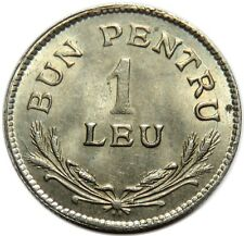 1 Leu 1924 - ROUMANIE