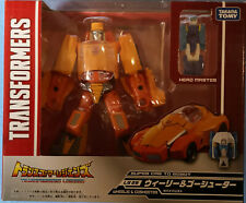 Transformers Legends Lg-29 Wheelie & Goshooter  Neu/ovp