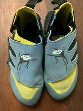 Kids Mad Monkey Climbing Shoes Size 13 Euc