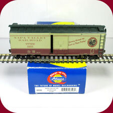 HO Scale NAPA VALLEY RailRoad WINE TRAIN Box Car -ATHEARN- NVRR #1203 **RARE**