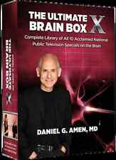 The Ultimate Brain Box X: Complete Library of All TV Specials on the Brain