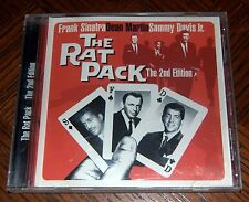 The  RAT  PACK  the 2nd Edition CD  FREE SHIPPING Sinatra Martin Davis