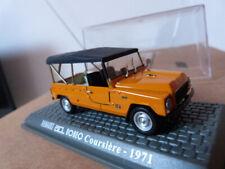 """Renault miniature 1/43 - Rodéo Coursière 1971 - UH """"Mythique R4"""""""