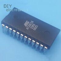 2PCS AT28C16-15PU CMOS EEPROM DIP-24 ATMEL US