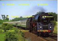Dampflok 01 531 bei Hönebach 1992 AK (*7403)