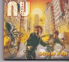 Nu-Spider In A Web cd maxi single digipack