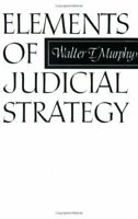 Resistencias de Judicial Estrategia por Murphy, Walter F