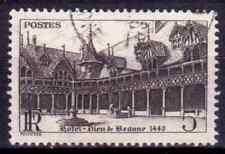 1941 FRANCE Timbre Y & T N° 499 Oblitéré