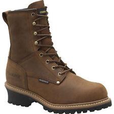 "Carolina Men's CA5821 - 8"" Steel Toe Waterproof Insulated Logger"