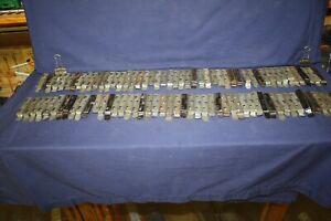 Lionel Standard Gauge Track Clips (~100) Used