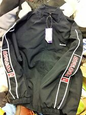 REEBOK  JACKETS STYLE IN 26/28 INCH NAVY/WHITE ATHLECTIC AT £18 RRP £39.99