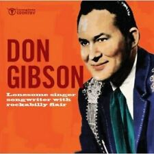 Don Gibson - Lonesome Singer Songwriter (NEW CD)