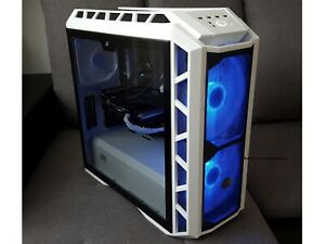Gaming Desktop PC Intel i7 Hexa Core up to 3.6Ghz 16GB 240GB SSD +2000GB RTX 4K