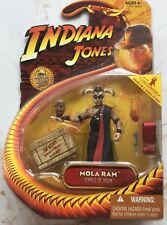 "Indiana Jones Temple of Doom Mola Ram 3.75"" Action Figure New English"