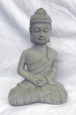 Garden Buddha - Seated Buddha Figure for Outdoor or Indoor Use - NEW