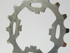Campagnolo record TITANIUM 9 speed Cassette Cog 16t EXA-Drive Vintage Bike NOS