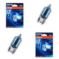 Osram W5W HALOGEN Cool Blue INTENSE Standlicht 2er Set 4000K Doppelblister Xenon