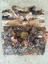 Outdoor Life Field Tested Men's Camouflage Button Front Shirt- Lot of 2 Size 3X