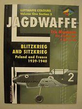 Jagdwaffe: Blitzkrieg & Sitzkrieg: Poland & France 1939-1940 -Vol. 1 Section 3