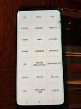 Ecran LCD SAMSUNG GALAXY S9 G960 - vitre cassée + défaut - S9-1