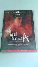 "DVD ""POJECT A LOS PIRATAS DEL MAR DE CHINA"" JACKIE CHAN HONG KONG CLASSICS"