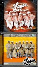 Banda Los Lagos, El Eco De Tu Voz - CD + Banda Los Lagos, Busco A Una Mujer- CD