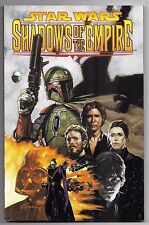 STAR WARS   SHADOWS OF THE EMPIRE  1st Print