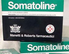 SOMATOLI NE  30 BUSTINE BUSTE EMULSIONE CUTANEA ANTI CELLULITE ANTI-ADIPE URTO