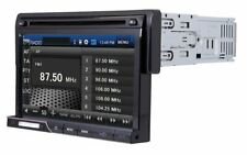 POWER ACOUSTIK PD-710B 7 inch Single-DIN In-Dash LCD Touchscreen DVD Receiver