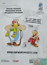 Programm 2017 IIHF Ice Hockey World Championship Köln / Paris
