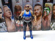 WWE The Shark Elite Collection Figure Mattel WCW Earthquake