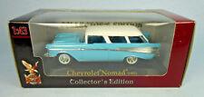 YAT MING 1957 Chevrolet Nomad (Light Blue) 1/43 Scale Diecast Model NEW, RARE!