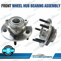 New Front Wheel Hub Bearing For 2002 - 2008 DODGE RAM 1500 2WD 4X4 4WD 515072x2