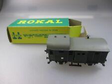 Rokal Spur TT: Güterzug Gepäckwagen in OKT, G255  (Stiege10)