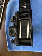 Nikon F3 w/ Nikkor 1:3.5