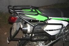 RACK SYSTEM for KAWASAKI KLX250 for top side luggage cases KLX 250