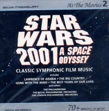 Star Wars-Classic Symphonic Film Music at the Movies 2 (' 92) Lawrence of... CD []