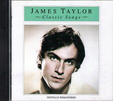 JAMES TAYLOR • Classic Songs [Remaster] (CD 1987) German issue ~ SEALED~