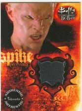 Buffy TVS Big Bads Pieceworks Card PW1 Spike